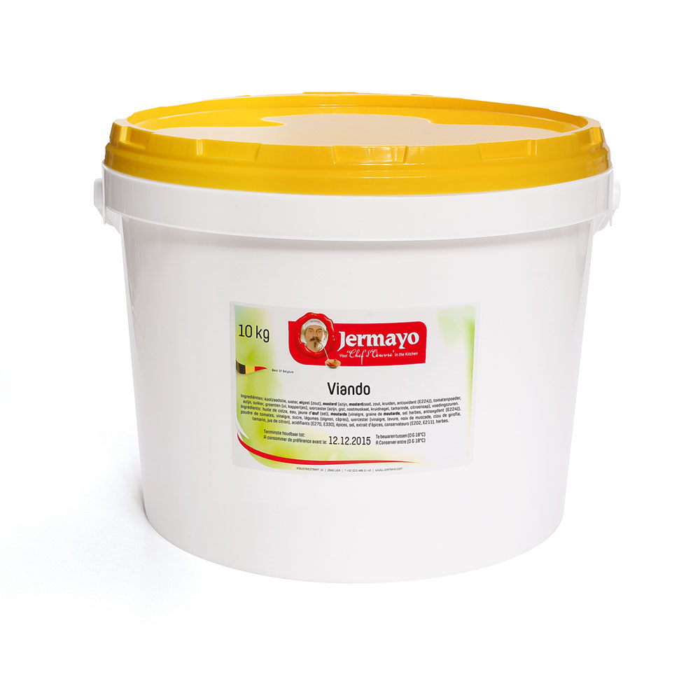 Viando - Bucket 10kg - Cold sauces