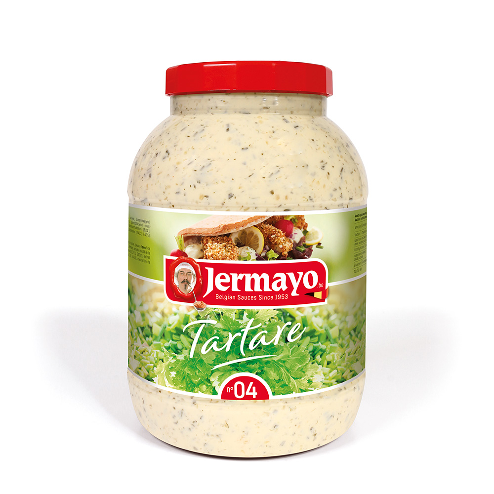Tartare sauce - 2 x 3L PET - Cold sauces