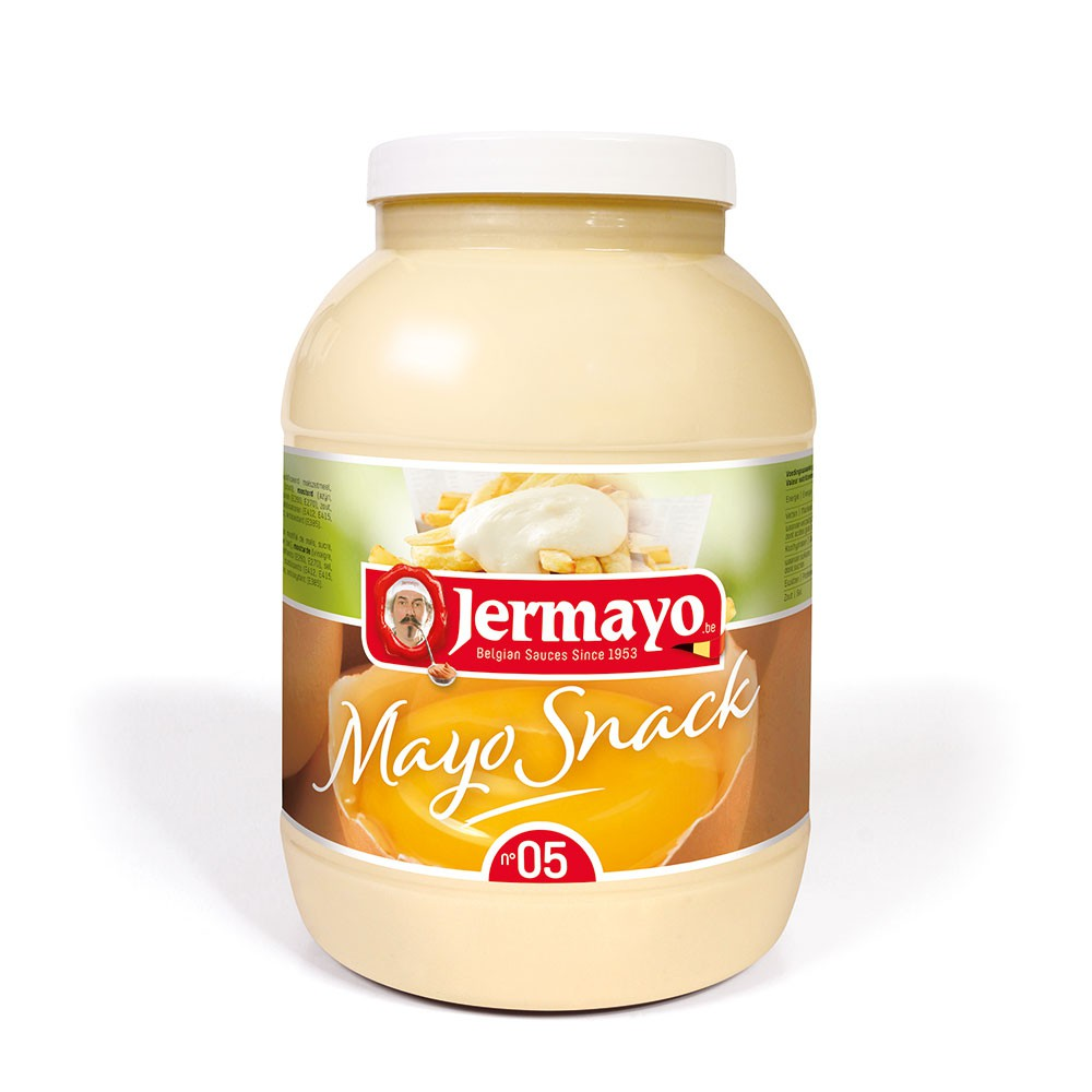 Mayo Snack - 2 x 3L PET - Cold sauces