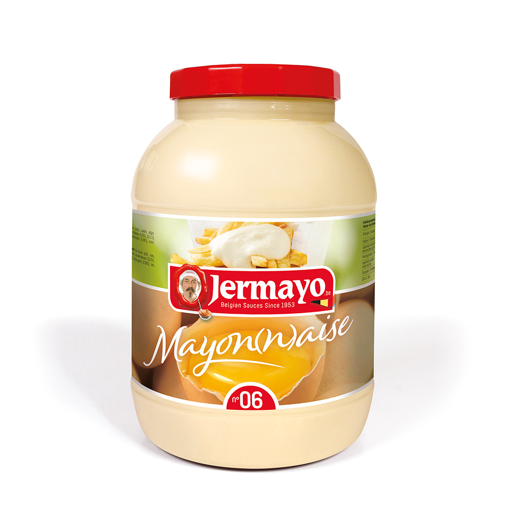 Mayonaise - 2 x 3L PET - Koude sauzen