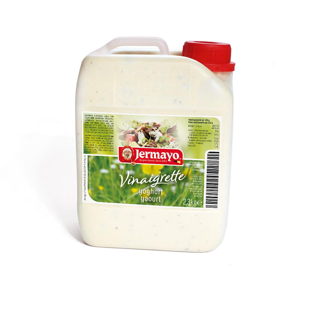 Yoghurt dressing - Can 2,3kg - Cold sauces