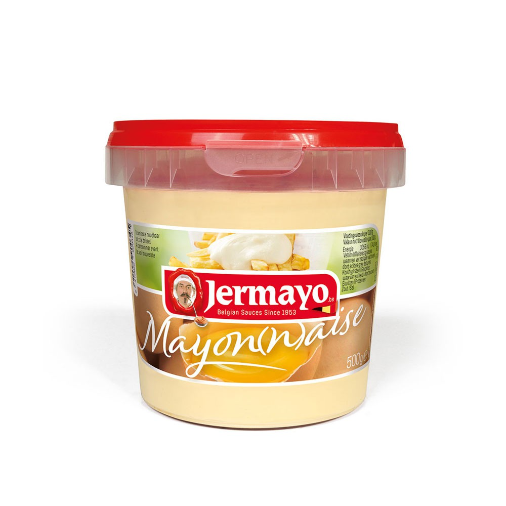 Mayonnaise - 6 x 500g - Sauces froides