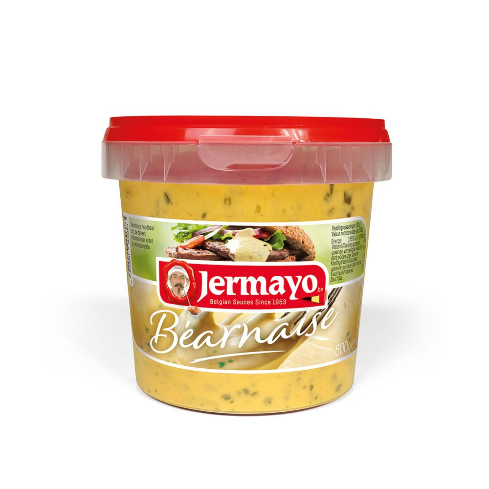 Bearnaise - 6 x 500g - Cold sauces