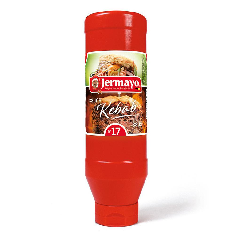 Kebab - 6 x tube 1L - Cold sauces