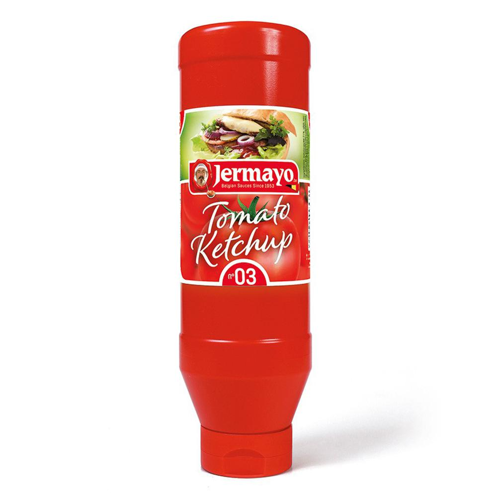 Ketchup - 6 x tube 1L - Cold sauces